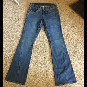 🎁🛍True Religion Men's Jeans 28/33 NWOT
